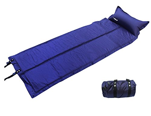73e1c76f7c2 Quick View. Sale! Inflatable tents · Luxetempo Lightweight Self-Inflating  Camp Pad Tent Air Mattress Sleeping ...