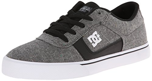 Patines en zapatos DC Cole Pro Tx Se Skate Shoes Boys, color negro, talla 32 negro - black wash