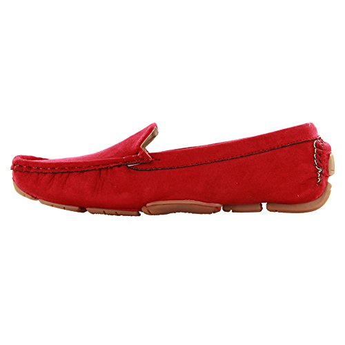 Pictures of Maxu Kid Suede Slip-On Unisex Child 6