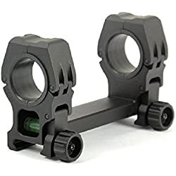 Feyachi Scope Mount with Bubble Level M10 QD-L fits for 1 inch or 30mm Hunting Scope Tubes.