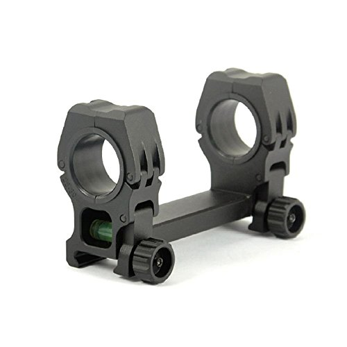 Feyachi Scope Mount with Bubble Level M10 QD-L fits for 1 inch or 30mm Hunting Scope Tubes. by Feyachi