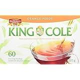 King Cole Tea Orange Pekoe Tea, 60 Count