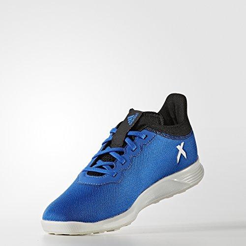 adidas X 16.4 TR J - Botas de fútbolpara niños, Azul - (AZUL/BALCRI/NEGBAS), -31