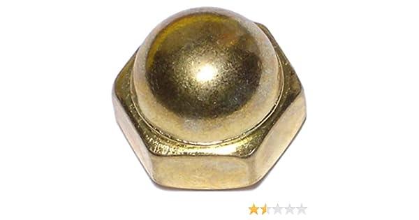 3//8-16 Hard-to-Find Fastener 014973122515 Acorn Cap Nuts Piece-10