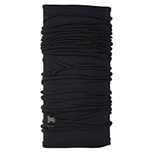 Buff Merino Wool Headband, Black