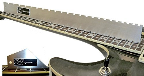 Guitar Notched Straight Edge and FRET ROCKER ()