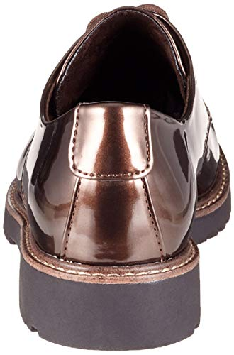 de 2 2 para Zapatos Marco Mujer Cordones 23712 931 Marr Tozzi 21 Oxford 0qn5wT