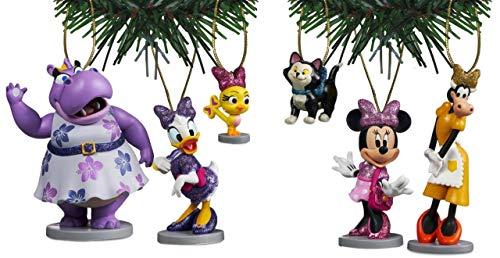 Characteristix Disney Junior's Minnie Mouse Happy Helpers Ornament Set
