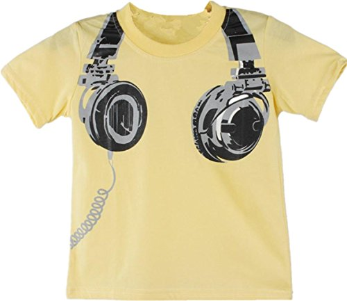 Clode-For-1-6-Years-Old-Boys-Summer-Children-Boy-Kids-Camera-Short-Sleeve-Tops-T-Shirt-Tees-Clothes