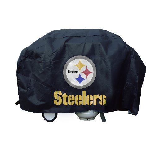 Rico Industries NFL Pittsburgh Steelers Vinyl Grill Cover by Rico Industries
