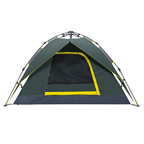 Lightinthebox 3-4 persons Tent Triple Camping Tent 2000-3000 mm Oxford Waterproof Breathability Quick Dry-Hiking Camping Outdoor - Store 3 Oxford Circus