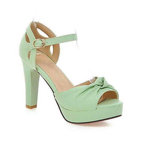 Verde Green 35 1TO9 EU Donna Ballerine EnzxCHHwqS