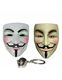 V for Vendetta Mask Masks 2PCS
