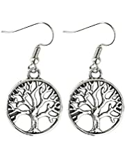 Life Tree Earrings