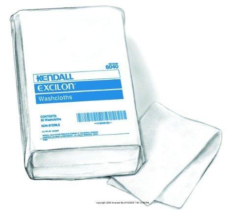 EXCILON Washcloths, Excilon Dlx Washcloth 10X13, (1 CASE, 600 EACH)