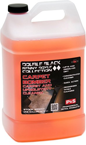 P&S Detailing Products G1601 - Carpet Bomber Upholstery Cleaner ( 1 Gallon )