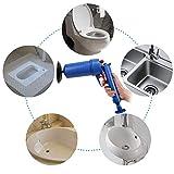 Toilet Plunger, Air Drain Blaster, Pressure Pump