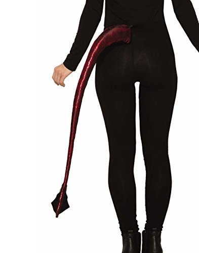 Forum Novelties 80750 Demons & Devils-Tail, Red/Black, Standard, Multi - http://coolthings.us