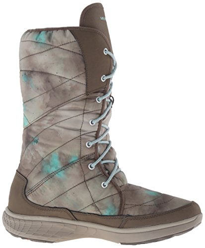 Merrell Womens Pechora Pic Botte Dhiver Taupe