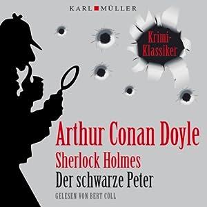 Der schwarze Peter Hörbuch