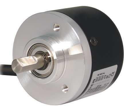 Encoder, Shaft, Totem Pole, Dia 6mm, 100 PPR by Autonics
