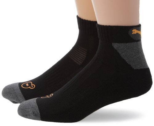 Puma Unisex Sportsocken Cell Multi-Sport 2er Pack, black, 39-42, 141002001200039_200_039