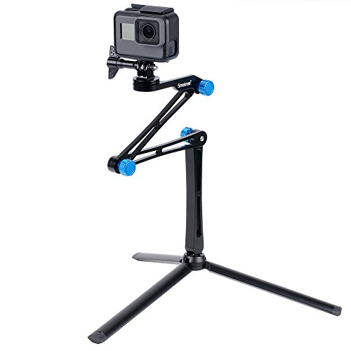 Smatree Foldable Monopod Adjustable Aluminium product image