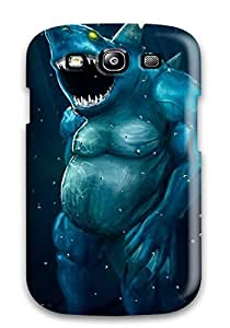 Fashion Protective Creature Case Cover For Galaxy S3 4273443K94750101