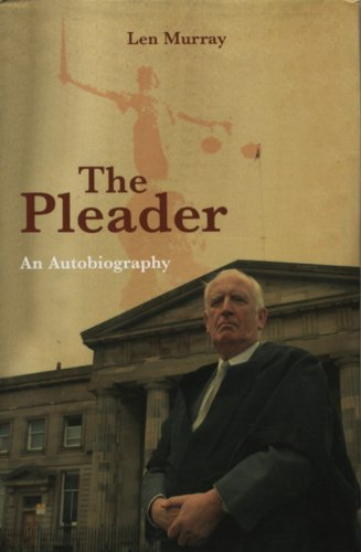 The Pleader: An Autobiography (Eyes Shadow Chanel)