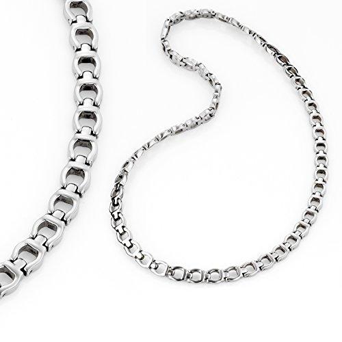 La Jolla Titanium Necklace - Lunar Corona by La Jolla