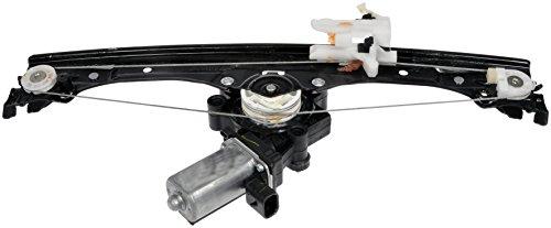 Regulator Drivers Power Front Window - Dorman 751-648 Fiat Front Driver Side Power Window Motor and Regulator Assembly