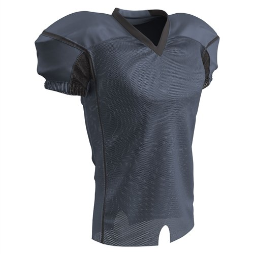 CHAMPRO Marker Stretch Polyester Dazzle Football Jersey