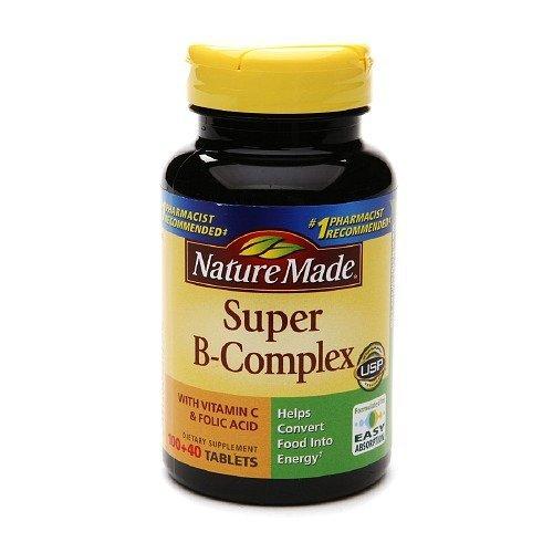 Nature Made Super B Complex Reviews