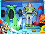 remote control buzz lightyear - TOY Story - Remote Control Car with BUZZ LIGHTYEAR
