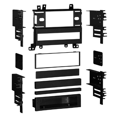 Metra 1984-7501 Installation Multi-Kit for Select 1984-1997 Mazda Vehicles with Sub-Dash Mount Radios (Miata Radio Installation Kit)