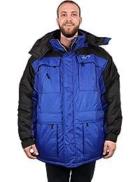 Men's 3-in-1 Winter Jacket Coat w/Vest