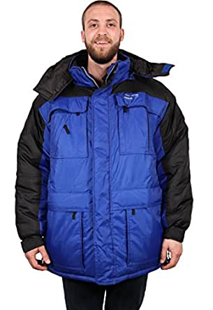 Freeze Defense Warm Men's 3in1 Winter Jacket Coat Parka