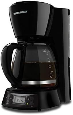 Black Decker BCM1410B 12-Cup Programmable Coffeemaker