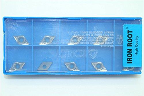 High quality 10P DCGT21.51-AK/DCGT070204-AK N11 CNC Turning Carbide insert for aluminum CNGX Factory