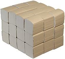 Hostess 4471 Folded Toilet Tissue 1 ply White 36 packs x 520 sheets