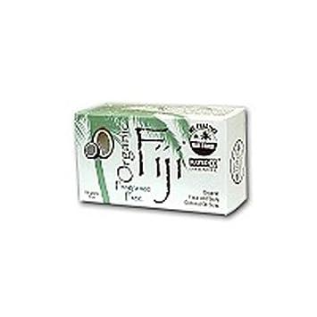 Organic Fiji Coconut Soap Fragrance Free 7 oz Pack of 5