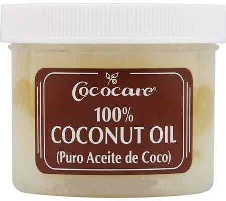 Cococare 100% Coconut Oil, 7 Ounce