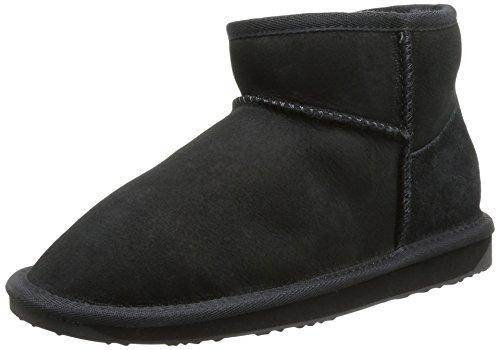 Emu Stinger Micro Damen Bootsschuhe Schwarz (Black)