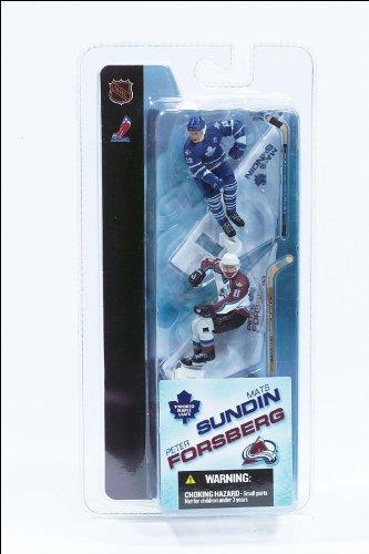 Mcfarlane NHL Hockey 3-inch Series 1 Action Figures - P Forsberg & Mats Sundin