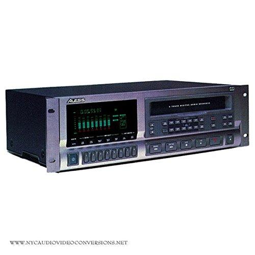 Audio Tape Transfer Service (ADAT to .WAV Files)