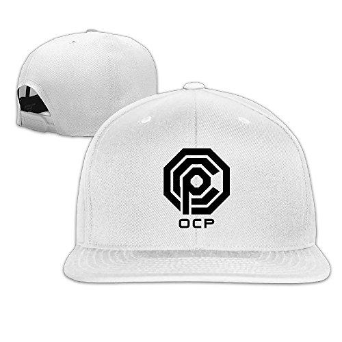 RoboCop Cop Alex Murphy Sports Flat Hat World