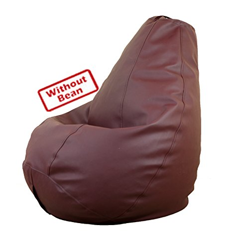 OHS Brown Bean Bag XXL   Empty Cover