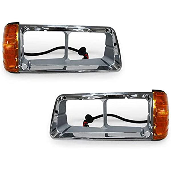 Depo 340-1202R-AS Freightliner FLD Passenger Side Replacement Signal Light Assembly