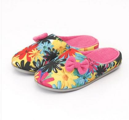 winter slip female pink autumn soled£¬Non cotton thick comfortable In soft slippers and house EagPXRZq