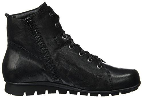 Menscha Think Boots 00 Noir Desert Femme schwarz 7wwrFdq